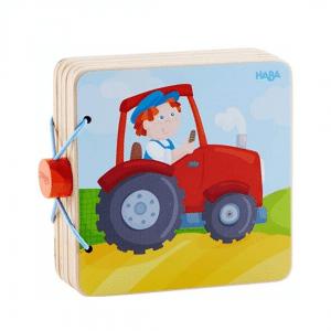 Billedbog traktor