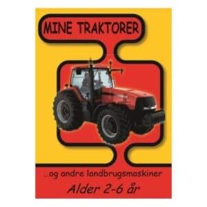 alle mine traktorer dvd