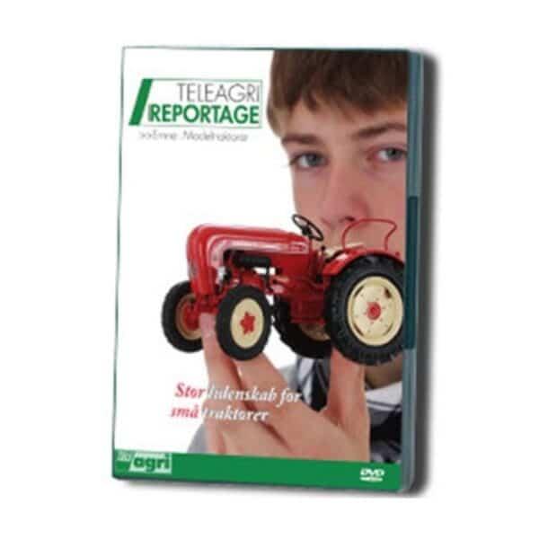 mini modeltraktorer dvd