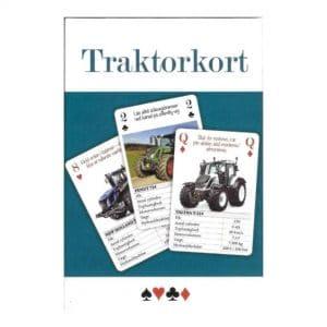 kortspil traktor