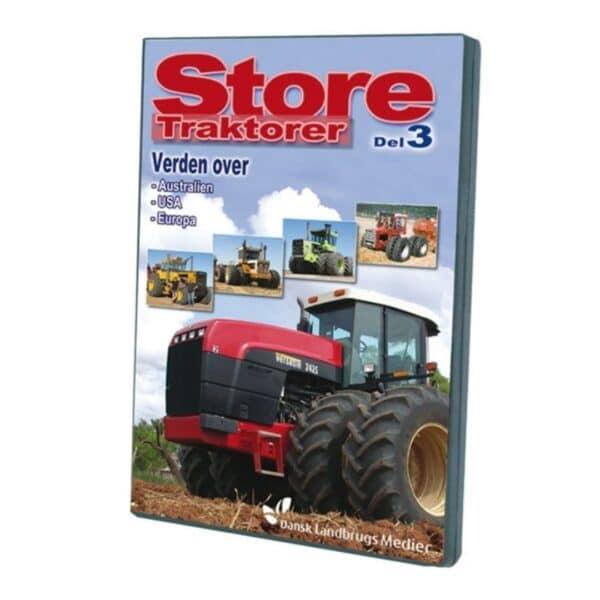 store traktorer