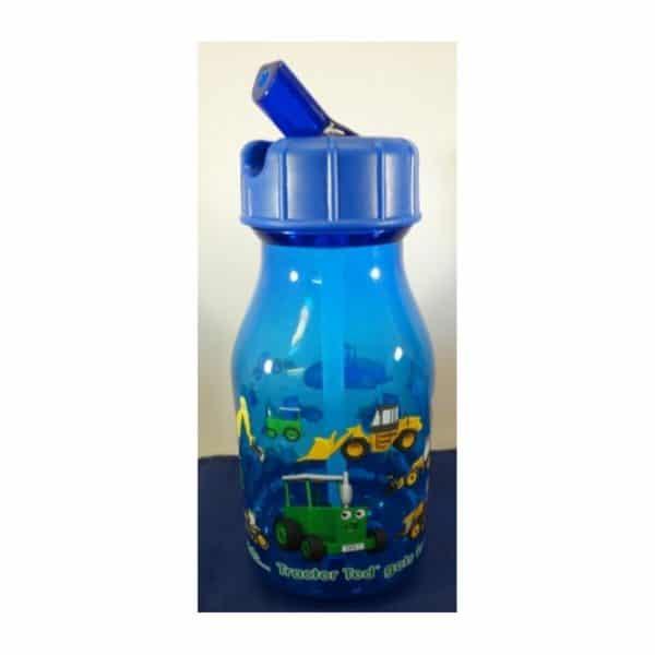 blå drikkedunk