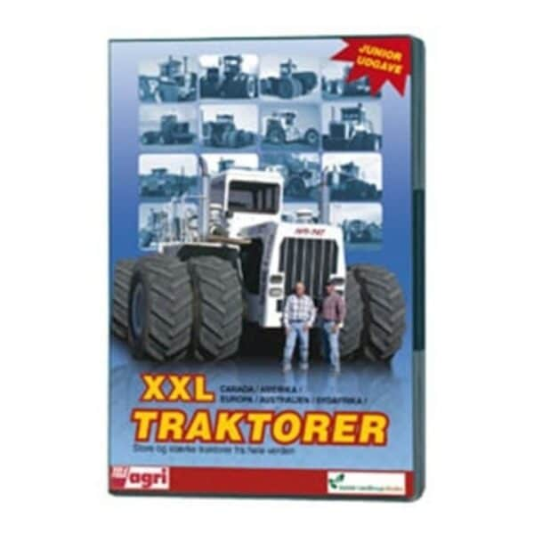 xxl traktorer dvd