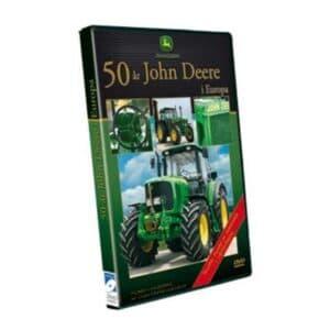 dvd 50 år john Deere