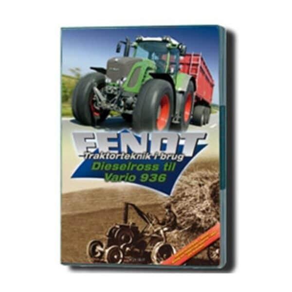 fendt traktor dvd