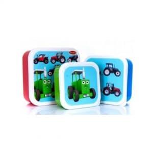 madkasse traktor ted