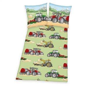 sengesæt traktor