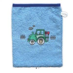 traktor vaskehandske