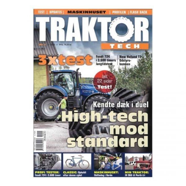traktortech bladet
