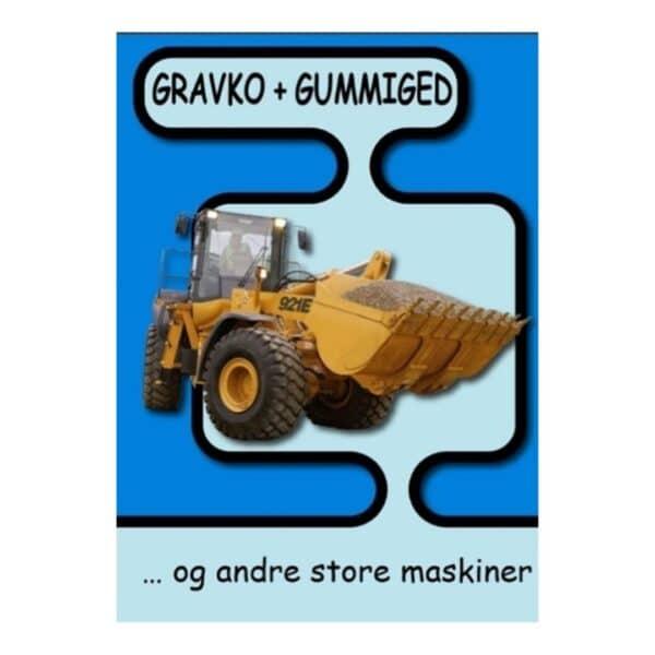 gravko gummiged dvd