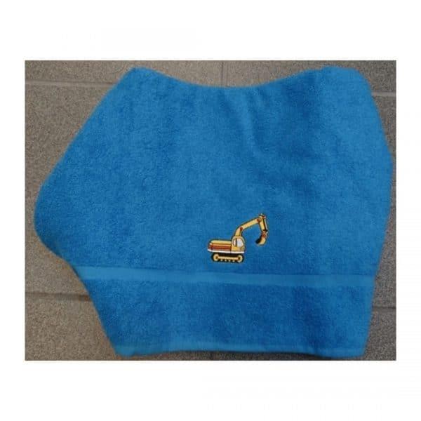 håndklæde traktor