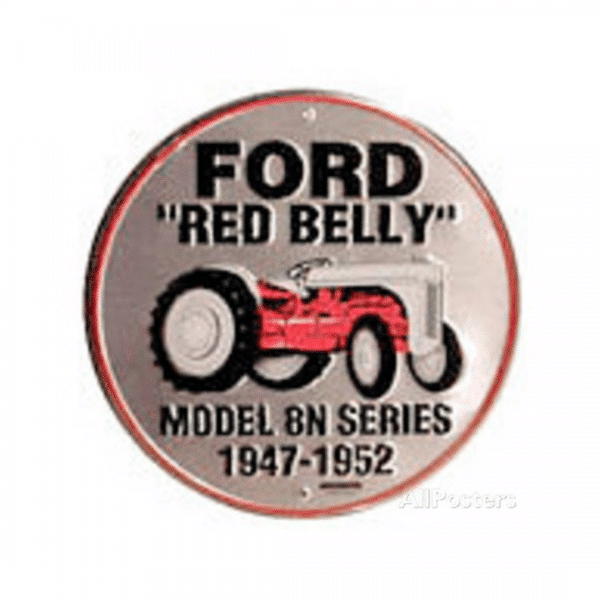 Ford Red Belly