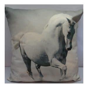 pude med hest
