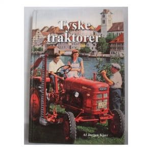 tyske traktorer
