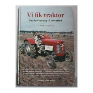 Vi fik traktor bog