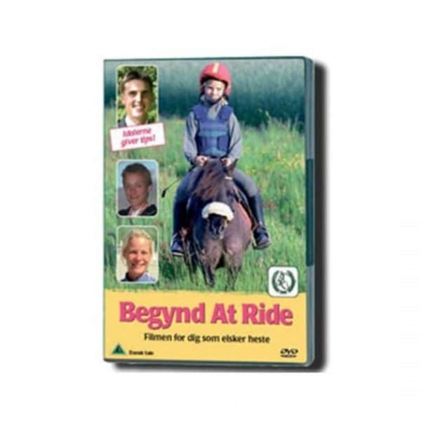 begynd at ride dvd