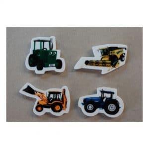 viskelæder traktor