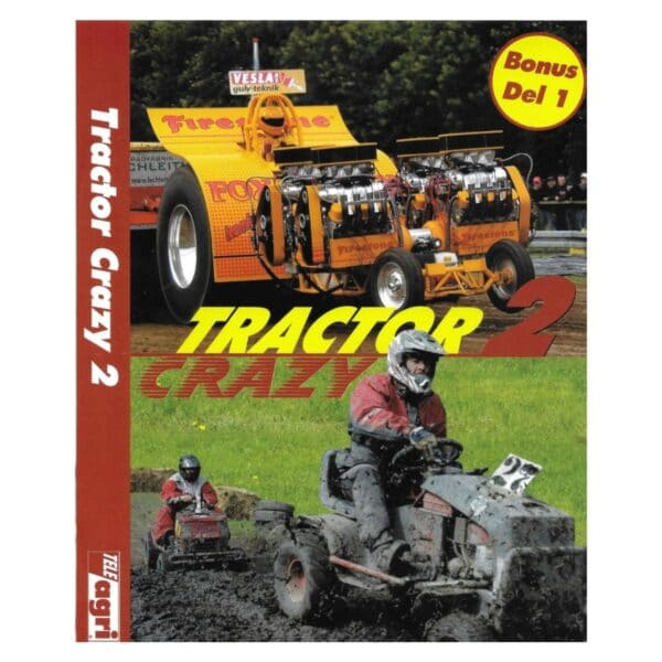 tractor crazy dvd