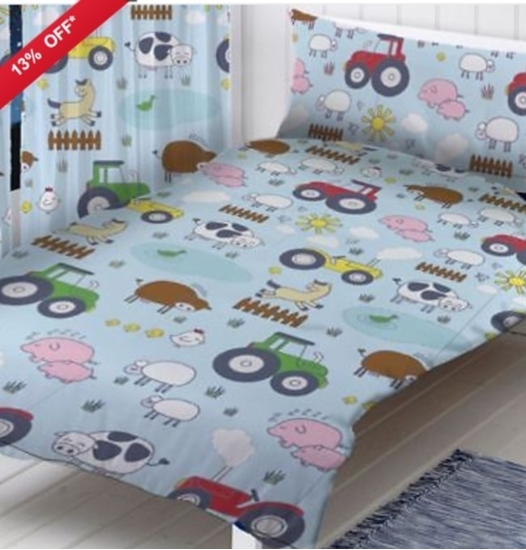 sengetøj bondegård